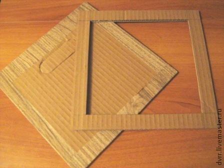 как оформить вышивку или рамка из ничего - Ярмарка Мастеров - ручная работа, handmade