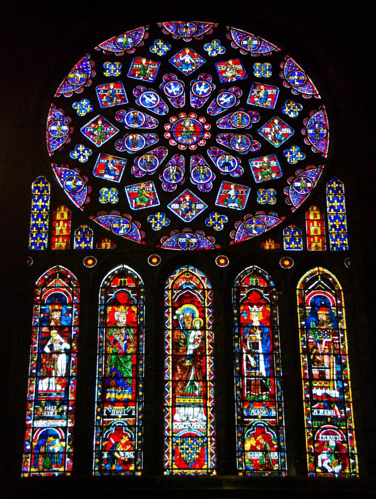 gothic church stained - photo #30