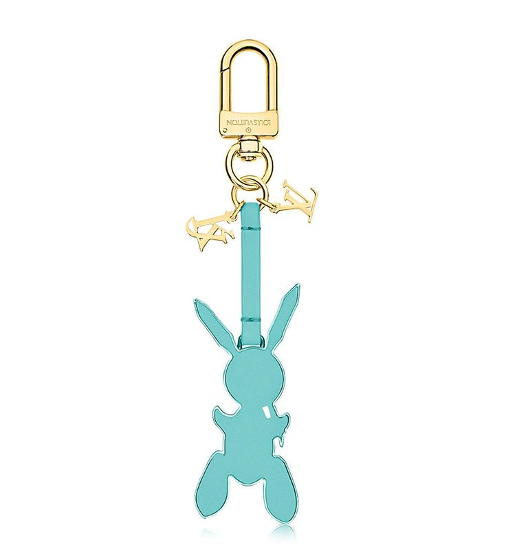 So cute this little Jeff Koons for Louis Vuitton rabbit -  Designer Collaboration