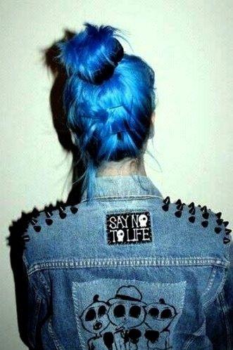 the hair! <3