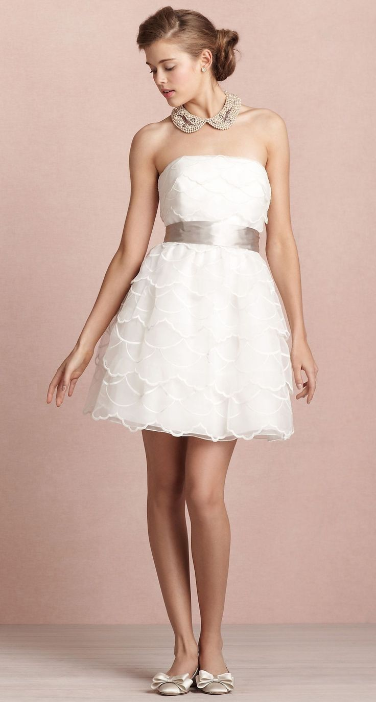 86 best Reception Dresses ♥ images on Pinterest | Bridal gowns ...