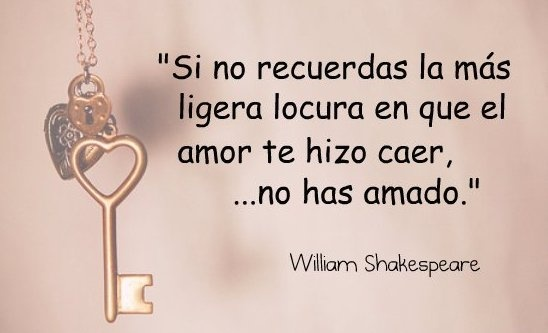 Locura Por Amor Amor Pinterest Shakespeare Y Mad