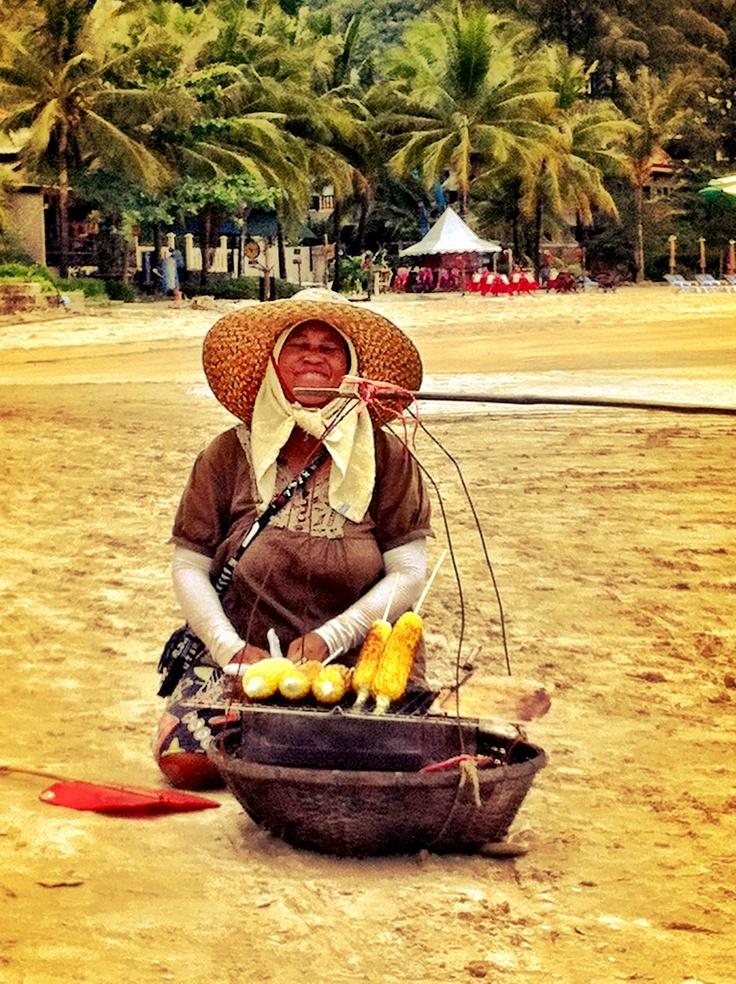 Kamala beach, Thailand