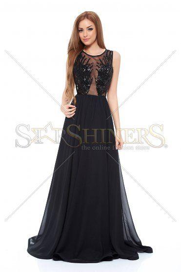 Ana Radu Candy Girl Black Dress