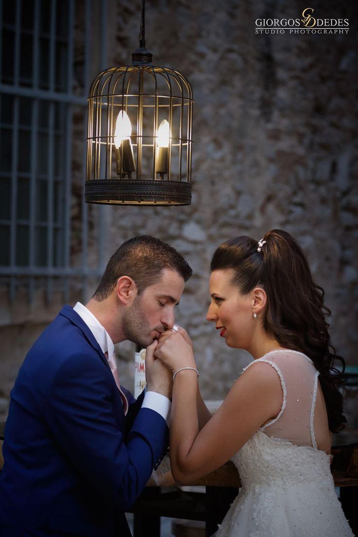 Καλλιτεχνική φωτογράφηση γάμου στο Ναύπλιο