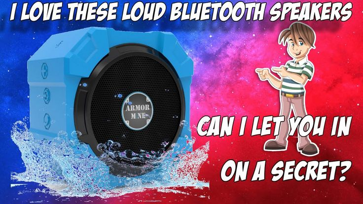 I Love These Loud Bluetooth Speakers! http://youtu.be/pjU1sosCIBY