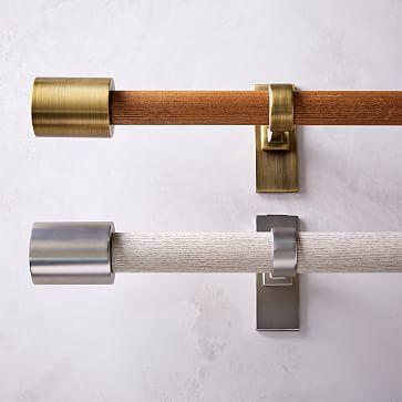 Mid-Century Wooden Rod #westelm