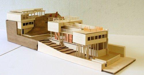 Villa dall'Ava, Rem Koolhaas