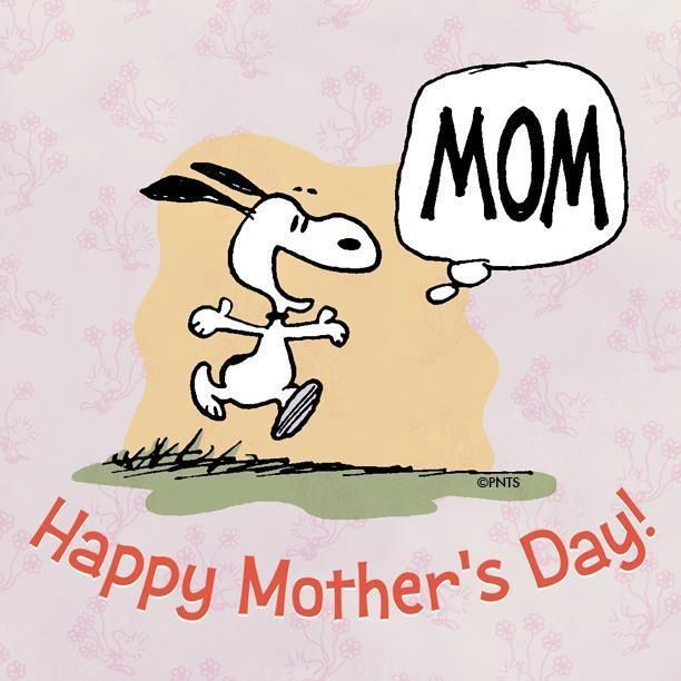 Snoopy Happy Mothers Day Pictures, Photos, and Images for Facebook, Tumblr, Pinterest, and Twitter