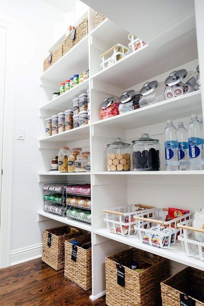 Kitchen Pantry Ideas Pinterest
