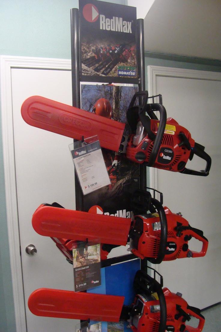 Redmax chainsaws chainsawlawn