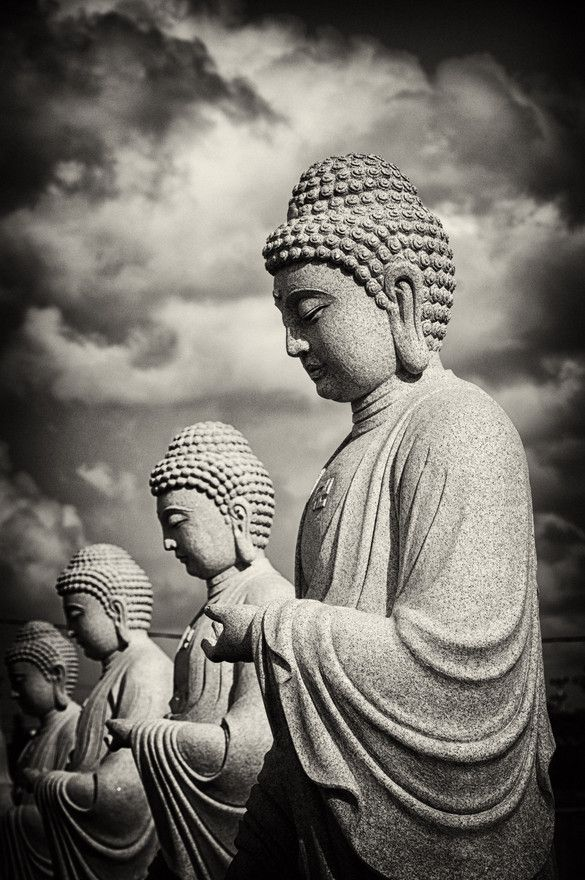 """Thich Nhat Hanh: """"It is exactly because the Buddha was a human being that countless buddhas are possible."""""""