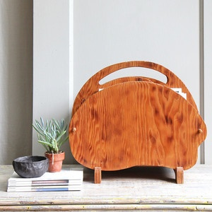 Mid-Century Magazine Rack now featured on Fab.