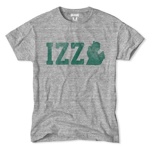 Michigan State Spartans Izzo State T-Shirt