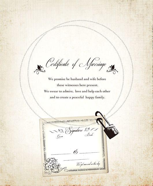 結婚誓約書・結婚証明書・ウェディングツリー・作り方説明書付き/ファブールkey/額縁セット(マルチサイズ)