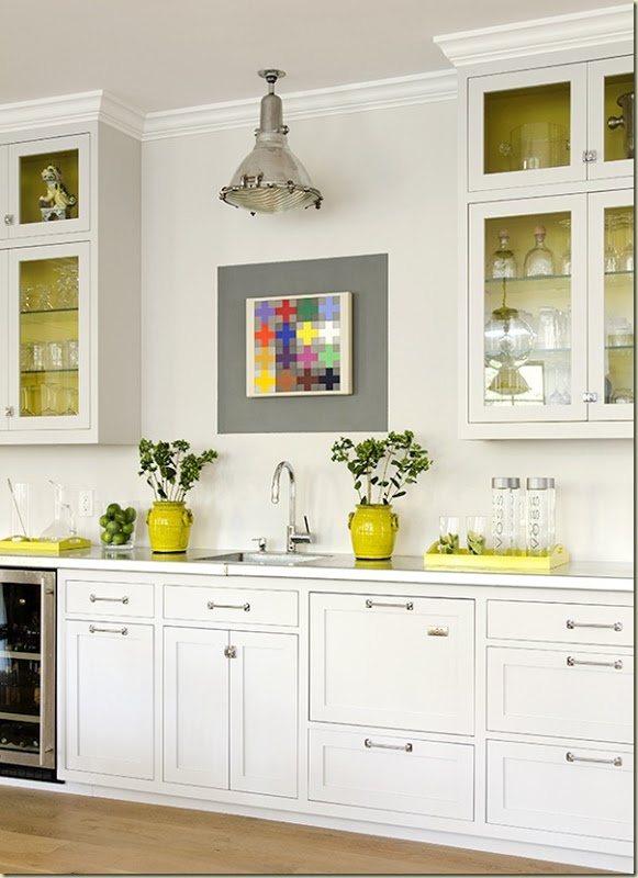 makeover add a burst of yellow to your kitchen decor stuff