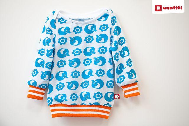 tshirt lange mouw - tricot