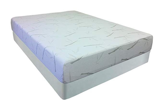 Easy Rest Slumber Pedic 8 Memory Foam Mattress Full Review