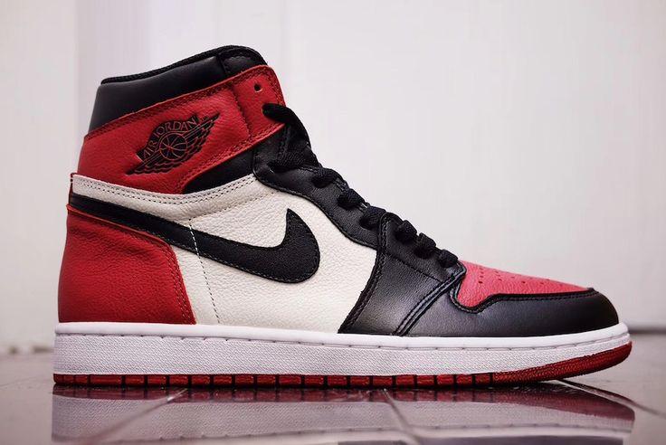 """Air Jordan 1 Retro High OG """"Bred Toe"""" Releases in February"""