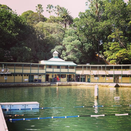 Dawn Fraser Pool, Balmain – Sydney Harbour Pools and Beaches. See more here http://www.seanasmith.com/dawn-fraser-pool-baths-balmain-sydney/