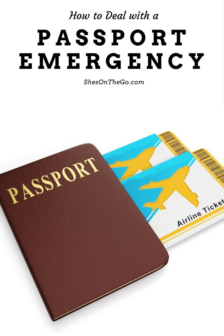 Have a passport emergency? Whether you're dealing with a new, lost, or stolen passport or just need help renewing, you have options!
