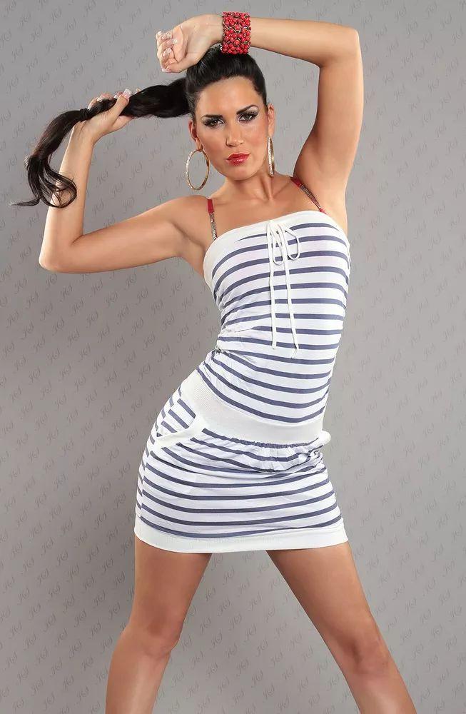 Sportovní krátké šaty