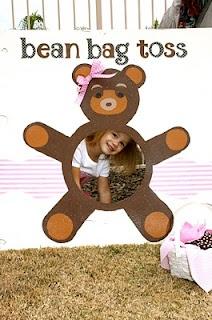 Teddy Bear Picnic Party Games