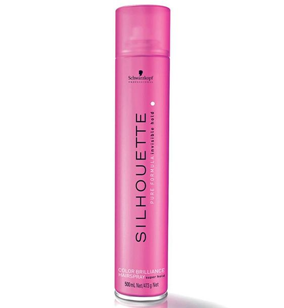 Schwarzkopf Professional Silhouette Super Hold Hairspray 500ml