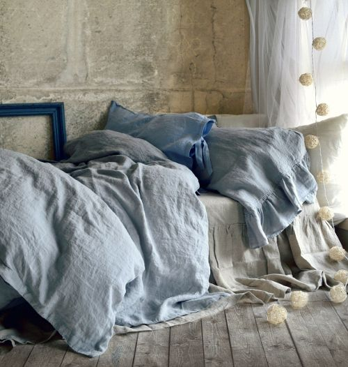 House Of Baltic Linen Pure Elegance Light Grey