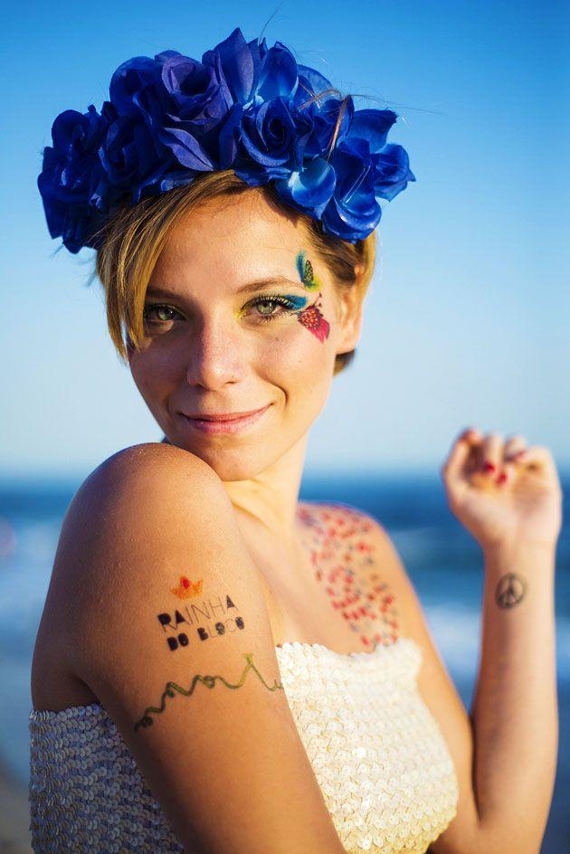 RIOetc | Fantasia na pele by Jaqueline Sampin + RIOetc + Le Petit Pirate