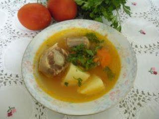 The Art of Uzbek Cuisine: Dum shu'rva (Soup from Ox's tail)