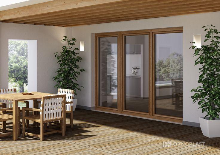 nowy wymiar energooszczędności - okno Winergetic Premium