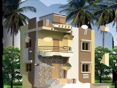 D K 3d Home Design Youtube Elevations 3d Home Design House
