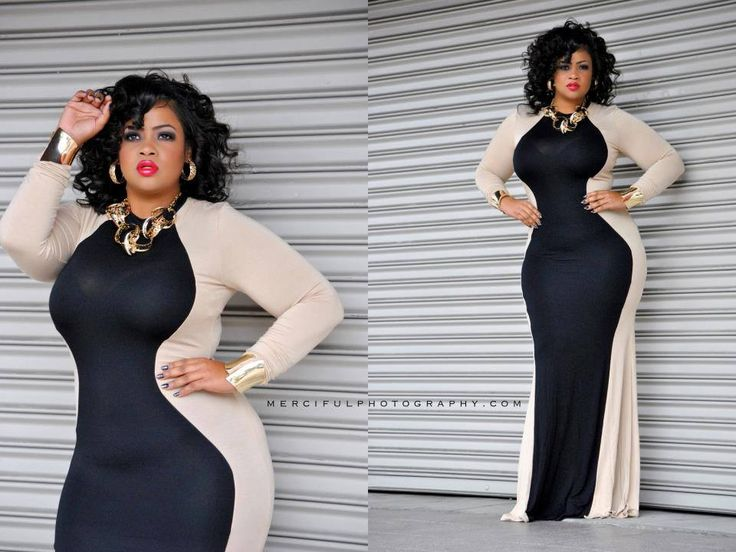 Chic and curvy boutique thick madam pinterest sons for Chic and curvy wedding dress