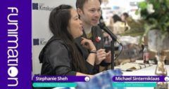 Michael Sinterniklaas and Stephanie Sheh Talk Co-Directing 'Your Name'