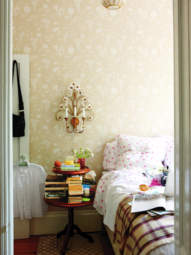 heart linens pretty bedroom