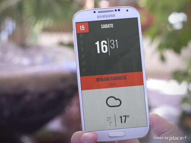 Naxos Flat UI Android Homescreen by mowmo - MyColorscreen