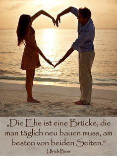 Wer sich an dieses Zitat von Ulrich Beer hält, braucht garantiert keinen Scheidungsanwalt!