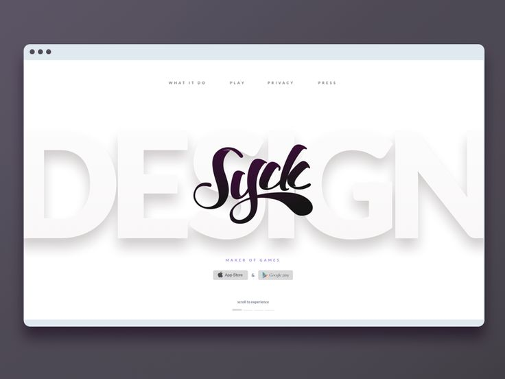 Syck Home Page by Gregory