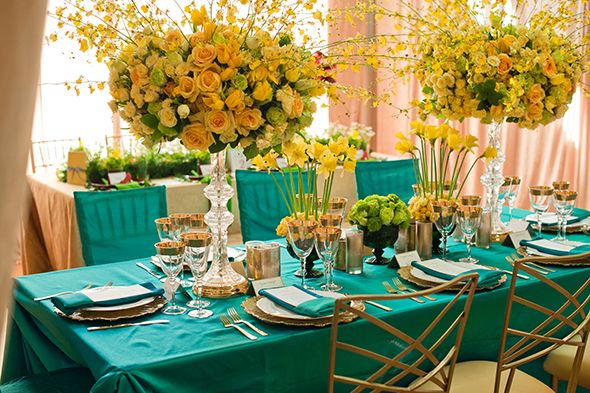 Dark Blue And Yellow Wedding: 23 Best Images About Emerald (Lime) And Navy (Dark Blue