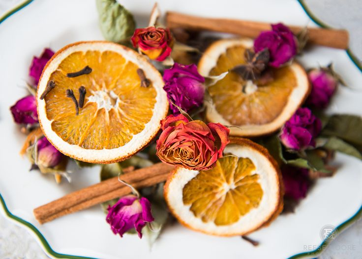DIY Home Scents for the Holidays: Part 2 of 3 Citrus Potpourri