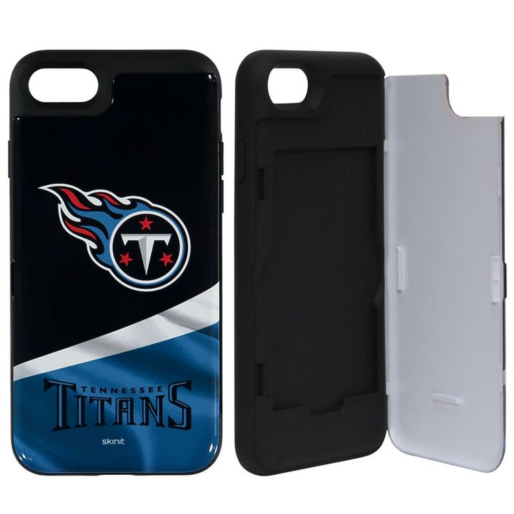Tennessee Titans Skinit Flag iPhone 7 Wallet Case