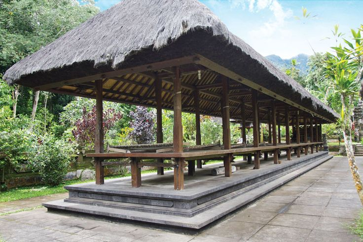 """""""Perched on the Southern slope of Mount Batukaru Tabanan, Pura Luhur Batukaru is one of ancient temples in the midst of lush forest, away from modernized civilization."""""""