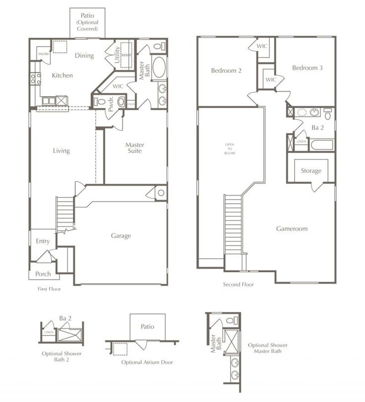 Click To View Virtual Tours Of Various Floor Plans This Is One Many North AustinCedar ParkVirtual