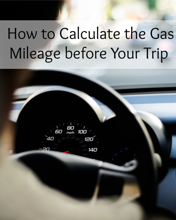Going on a road trip? Want to know how much to budget for gas? Use
