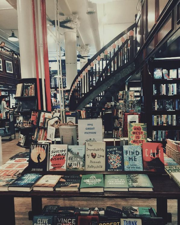 Housing Works Bookstore Café, New York City | 19 Beautiful Bookstores You Need To Visit In America