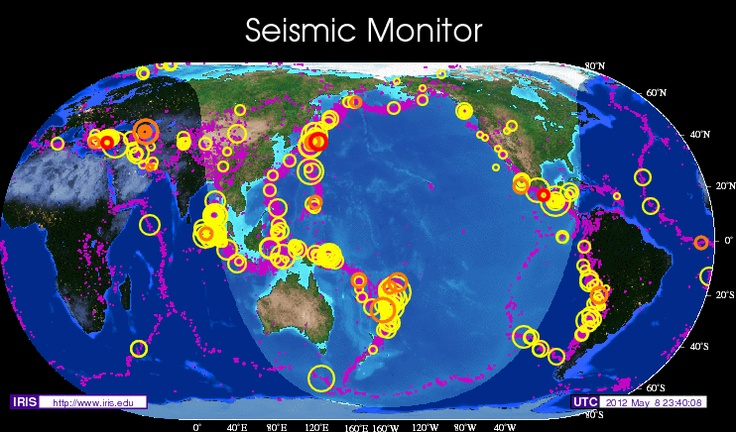 21 best Earthquakes and volcanoes images on Pinterest ...