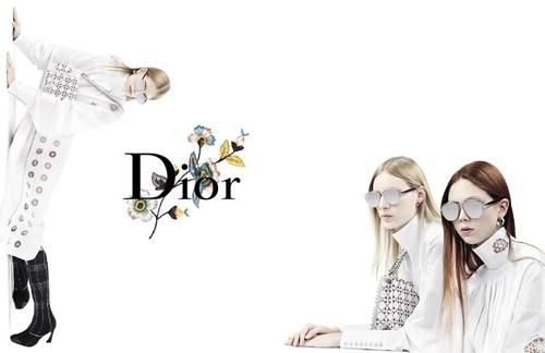 ss2015  ready-to-wear collection by Raf Simons for Dior / much
