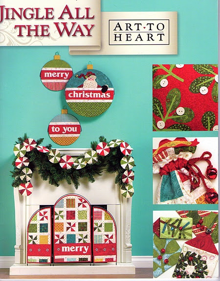 art to heart Jingle all the way - and other books