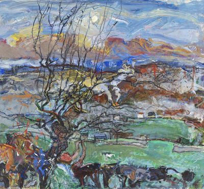 "Duncan Shanks, ""Moon Rise"" 